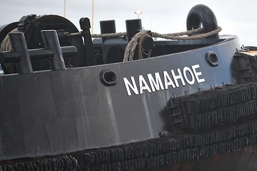 Namahoe detail