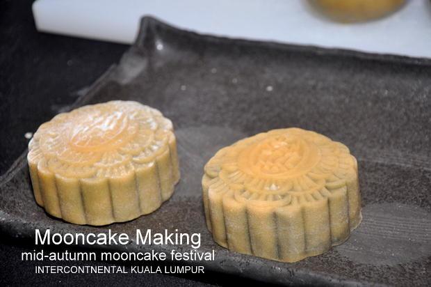 Mooncakes Intercontinental Kuala Lumpur 5