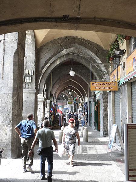 arcades du port