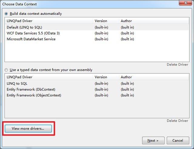 2014-08-03 LINQPad SQLite 02