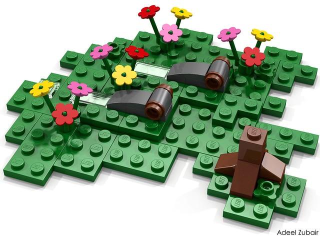 LEGO Slug Race