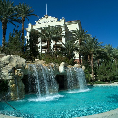 JW Marriott Las Vegas Resort & Spa Earns 10th Straight AAA 4-Diamond Award