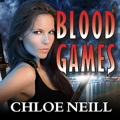 Blood Games - Audible Credit