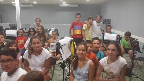 AionSur 14877877799_4751568464_d Una Banda Infantil para la Agrupación Musical Santa María Magdalena Cultura Sin categoría