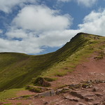 Corn Du to Pen y Fan