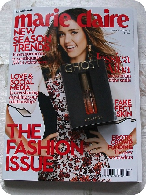Marie Claire Ghost Freebie September 2014