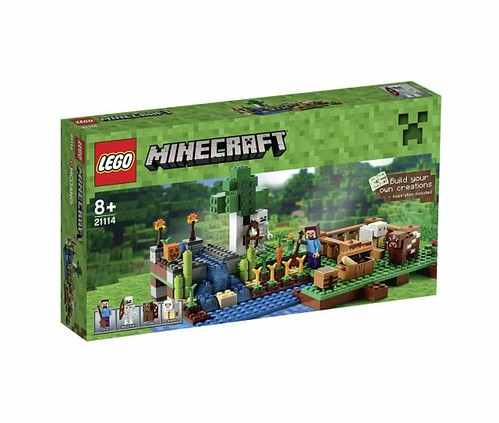 LEGO Minecraft 21114 The Farm BOX