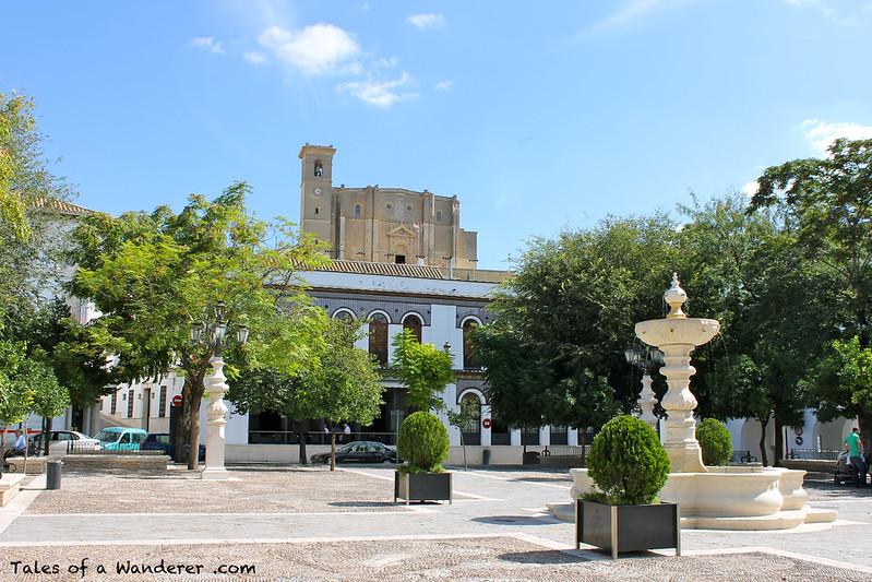 OSUNA - Iglesia Colegial de Nuestra Señora de la Asunción 'La Colegiata'