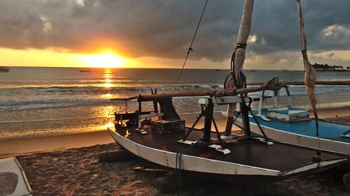 brazil sol praia beach rio brasil sunrise grande do norte nordeste rn nascer maracajaú