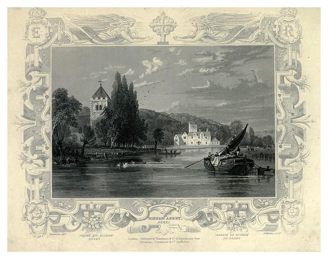 005- Abadia de Bisham-The Thames and Medway…W.G. Fearnside
