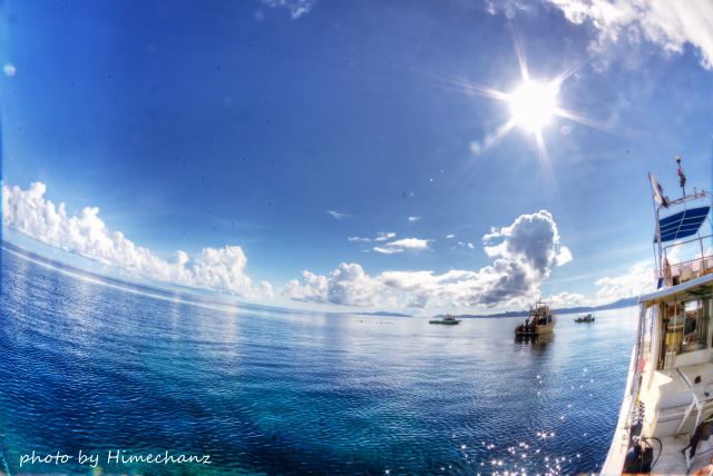 まだまだ石垣島は夏ですよ!!!