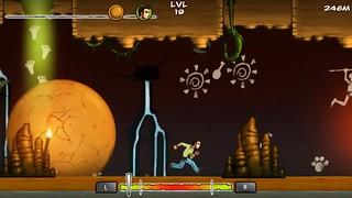 Run Like Hell! on PS Vita