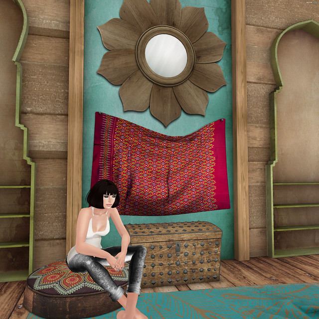 Always Room In My Home & Heart (New Post @ Second Life Fashion Addict)