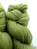 Yarn Hollow Chime Fingering Weight - Lime