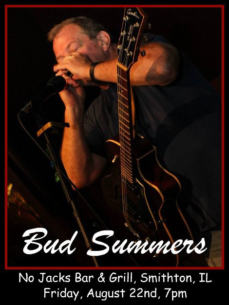 Bud Summers 8-22-14