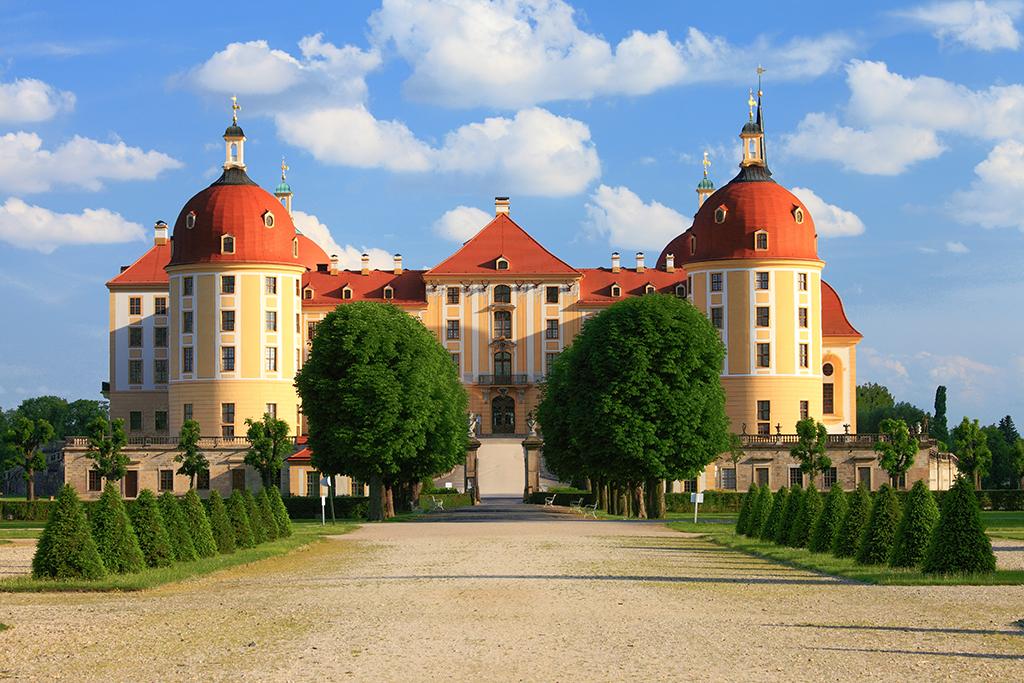 Moritzburg Castle 8433