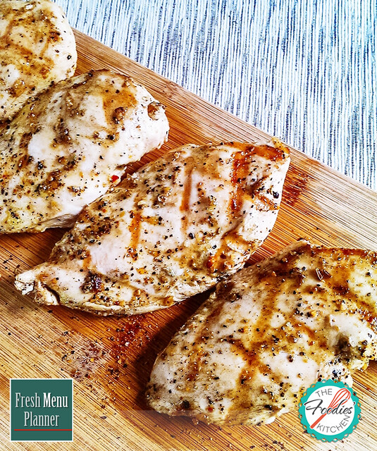 How To Grill A Chicken Breast