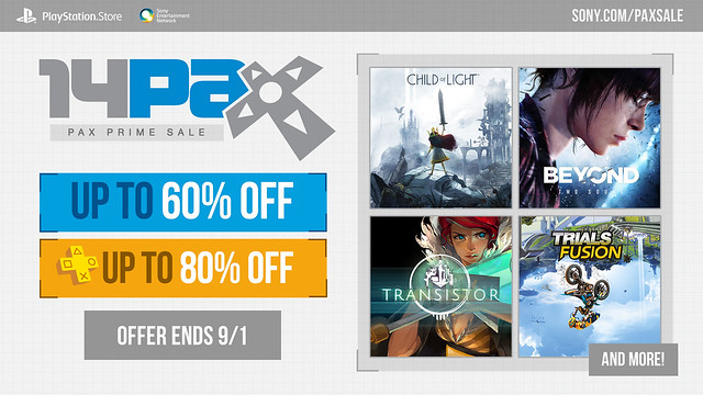 PAX Prime 2014 Sale: 18 Games from Years Past