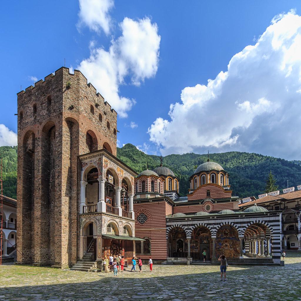 Rila Monastery - Symbol of Bulgaria