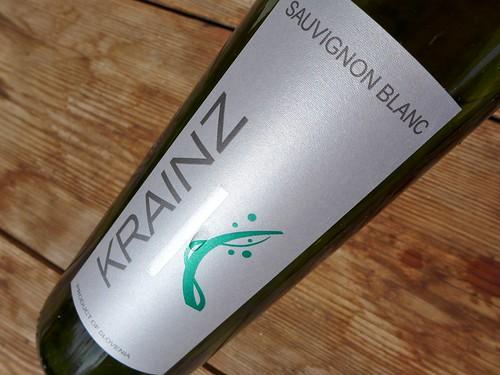 Krainz Sauvignon Blanc Slovenia