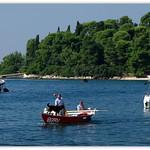Boats in Rovinj