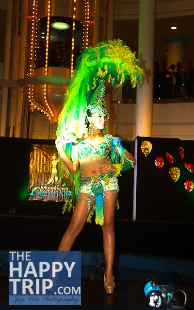 2014 Masskara Queen Festival Costume Competition