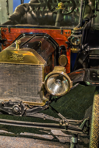 Model T by Geoff Livingston