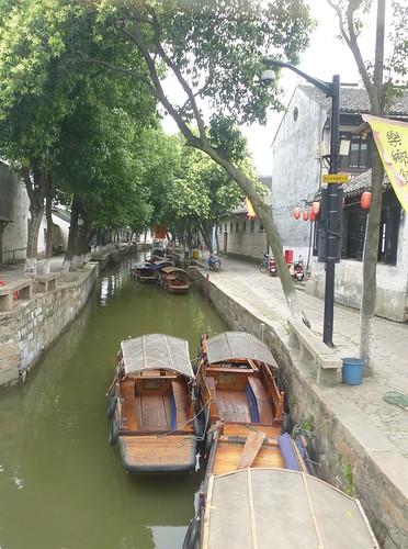 Jiangsu-Tongli-Canaux (6)