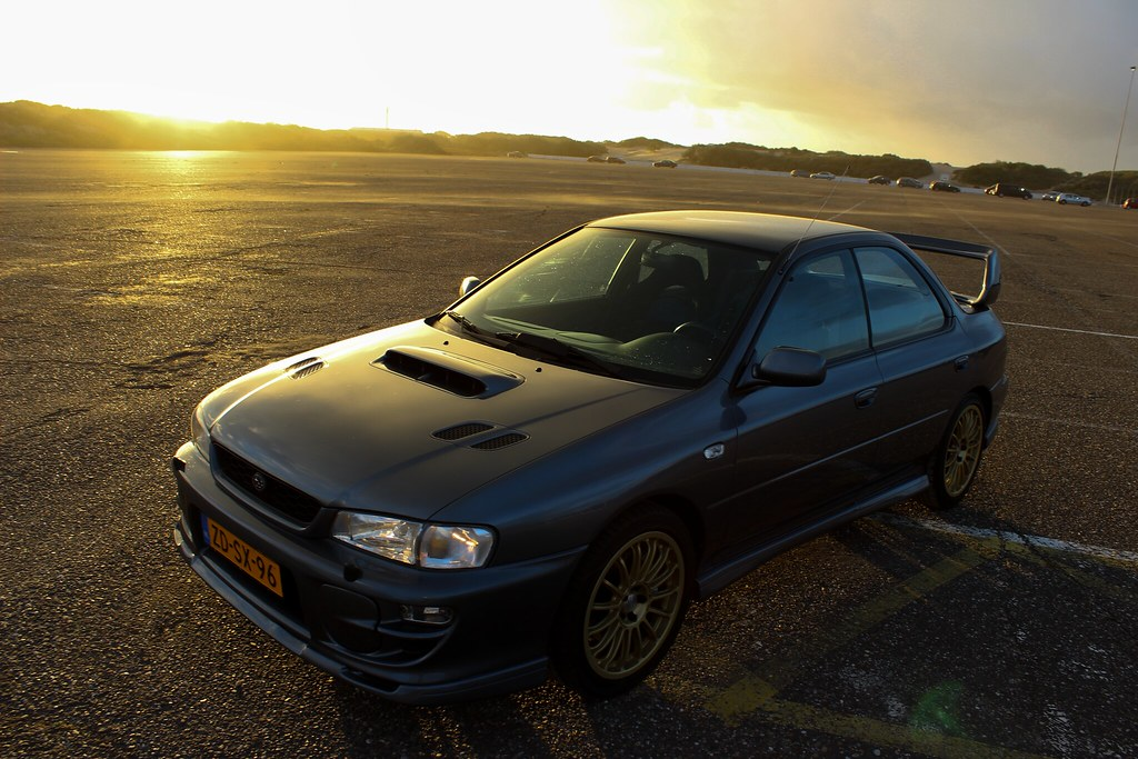 99 Subaru Impreza GT Turbo Stars25