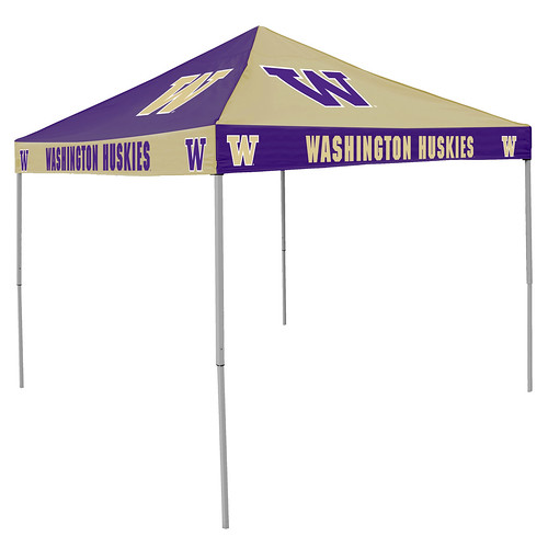 Washington Huskies Checkerboard Tailgating Tent