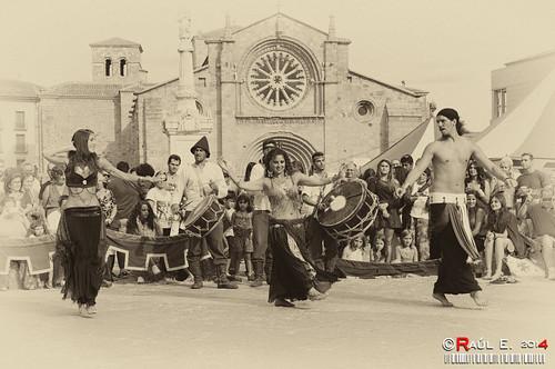 Musica Medieval y Danza del Vientre