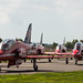 The Red Arrows at Bournemouth International Airport