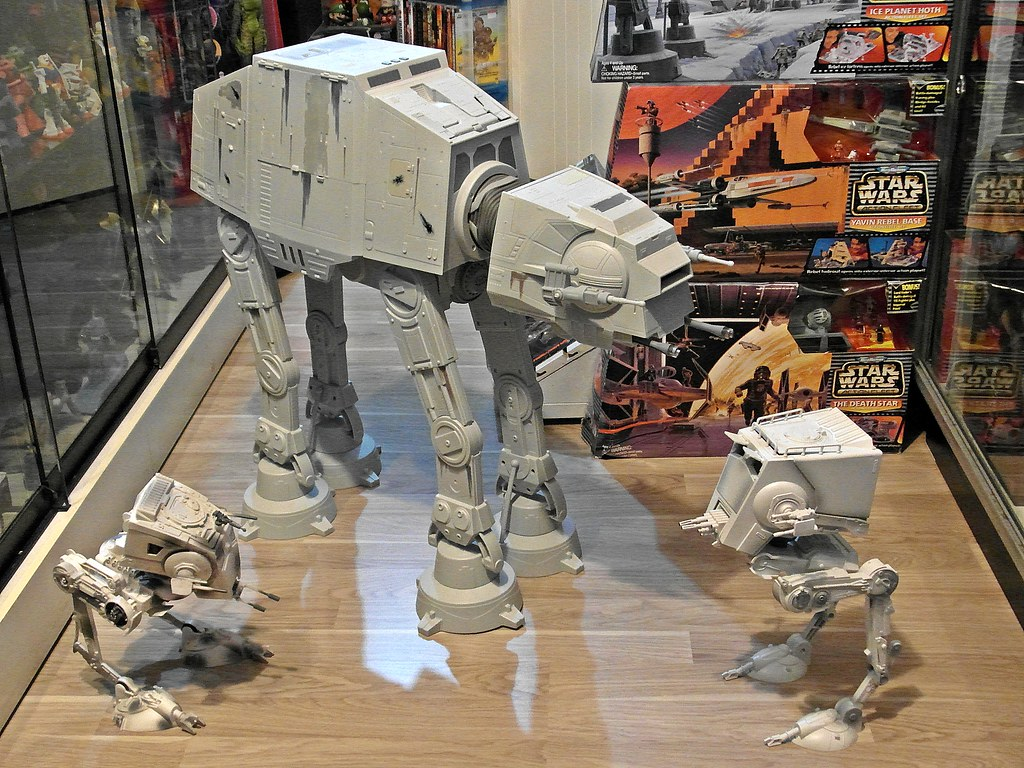 Star Wars Toys Museum 91