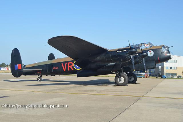 C-GVRA Avro 683 Lancaster B.X