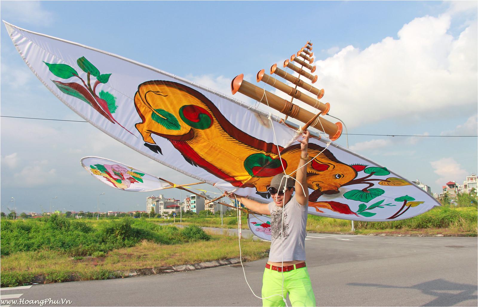 Tranh dân gian Đông Hồ và Diều Sáo