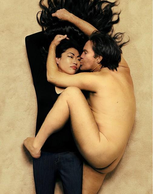 Sandro Miller, Annie Liebovitz : John Lennon and Yoko Ono (1980), 2014