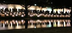 National Memorial Oklahoma City Night 3