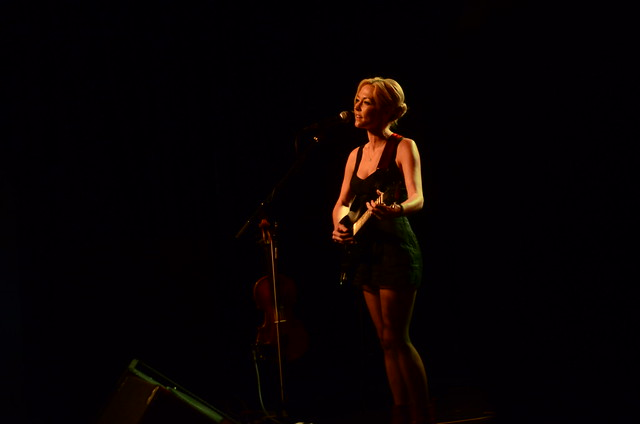 amanda shires @ cat's cradle backroom