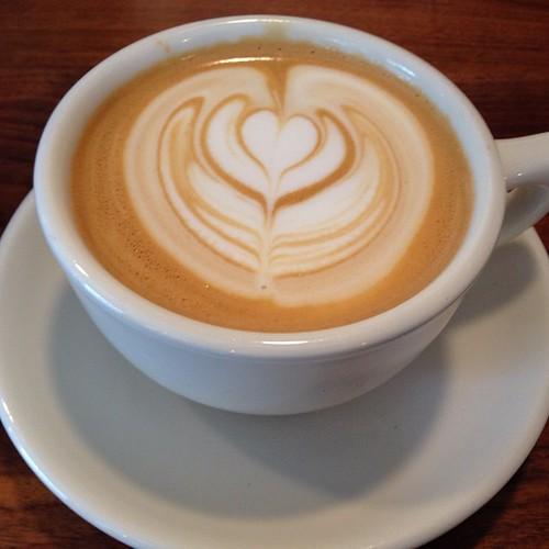 Arkansas Food Fest - Cappuccino. #espresso #breakfast