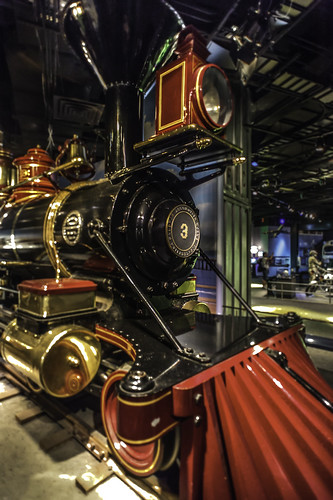 Engine Number 3 by Geoff Livingston
