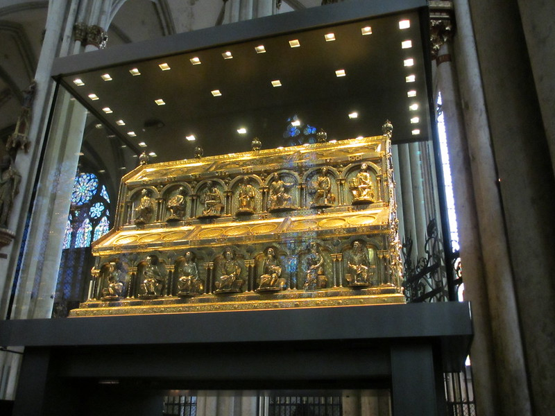 Reliquary for the 3 Magi