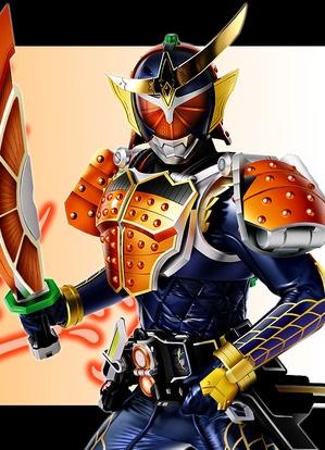 Kamen Rider Gaim - Kamen Rider Gaim