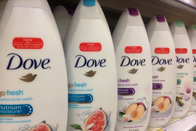 Dove Soap Body Wash