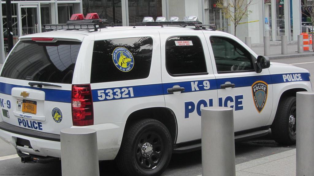 NYC Port Authority Police K9