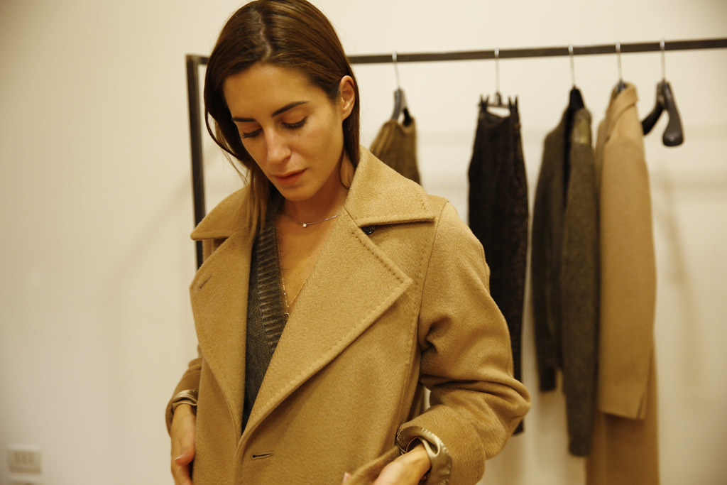 My Max Mara Fashion Diary