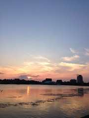 Walkabout: Dows Lake sunset