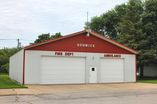 iowa firestation renwickia