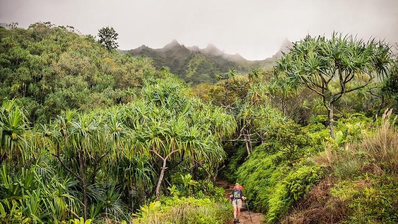 Kalalau Trail - Kauai - Hawaii