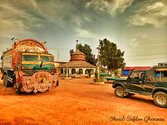 پنھور ہوٹل Panhwar #Hotel Umerkot. Sindh