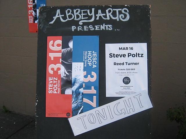 Abby Arts Steve Poltz, Canon POWERSHOT A490